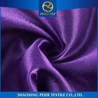 China suppliers beautiful 100 polyester outerwear recycling fabric poly woven fabric rayon spandex jersey for dress