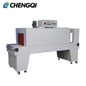 Heat Tunnel Type Shrink Wrapping Machine