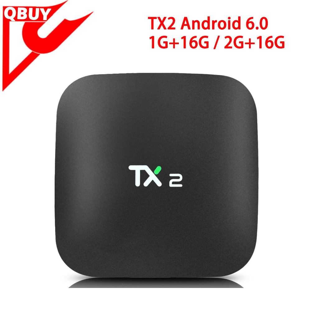 Hot Selling TX2 RK3229 2GB RAM <strong>16GB</strong> ROM <strong>Android</strong> 6.0 <strong>TV</strong> <strong>Box</strong> Quad Core Rockchip 3229 OTT Smart <strong>TV</strong> <strong>Box</strong> TX2 Kodi Install
