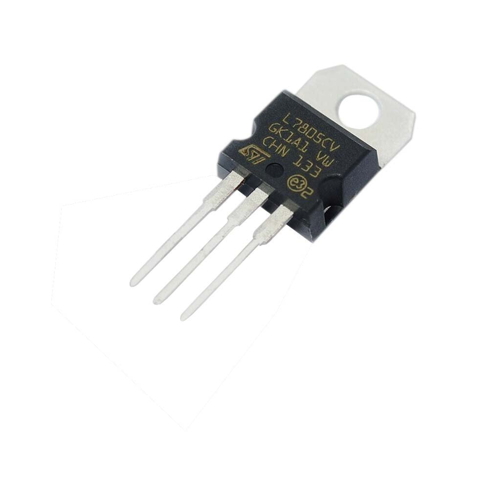 Cheap 5v Voltage Regulator 7805 Find 1a Regulated Power Supply With Overvoltage Protection Circuit Get Quotations 10 Pieces L7805cv L7805 Positive Ics Output To 220 Package
