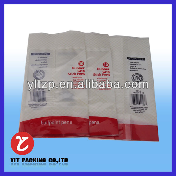 printing custom poly bags/Biodegradable polyethylene packaging