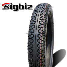 Colored Motorcycle Tire natural rubber 3.75-19 Laos Motorcycle Tire.