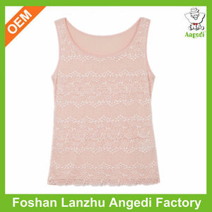 High quality wholesale undershirts for women