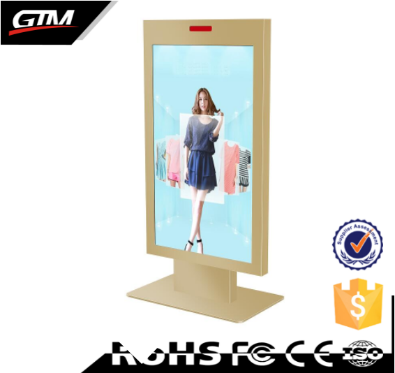 Auto assistance virtuelle cabine d 39 essayage m moire miroir for Application miroir