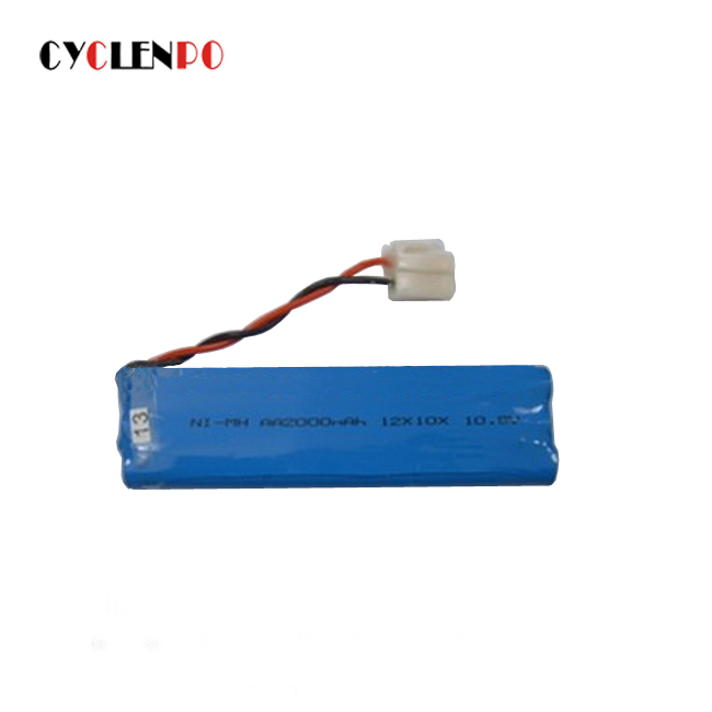 NiMH 12v AA 2000mAh ebike battery cellphone battery wireless nimh battery pack