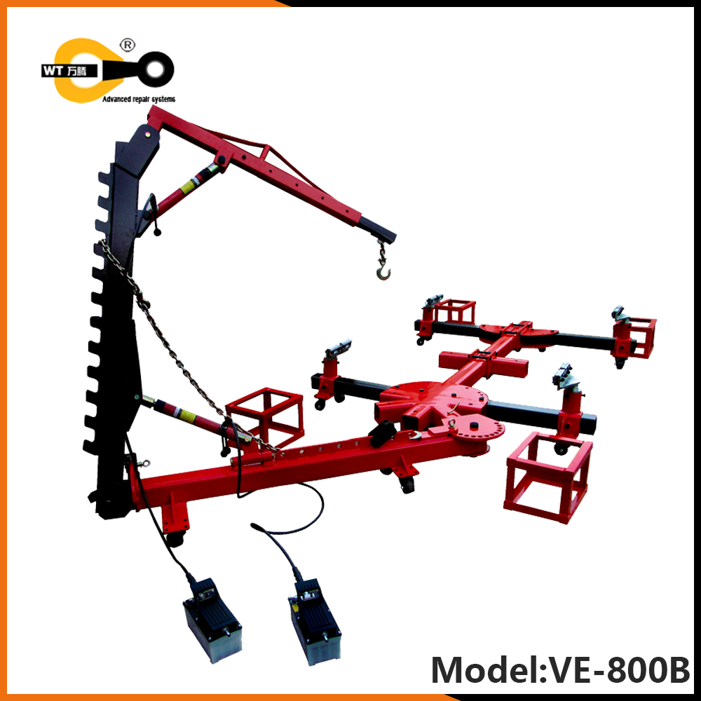 Car Frame Machine / auto chassis repair equipment / collision system