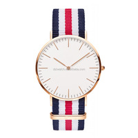 Minimalist Cheap Custom Logo Women Watches Sapphire Quartz Mens Watch