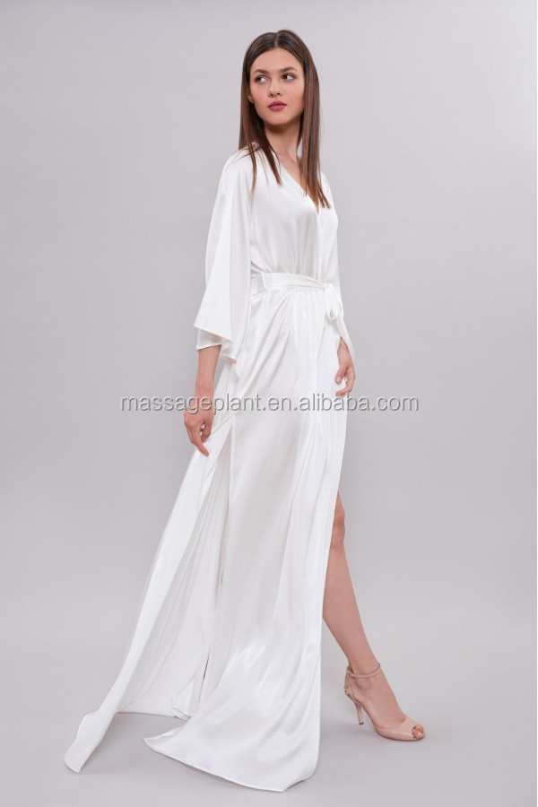 greatvarieties attractive & durable 60% clearance Elegant Long Fancy Satin Nightgowns Elegant Robe Fancy Bathrobe - Buy  Elegant Long Nightgowns,Fancy Satin Nightgown,Fancy Bathrobe Product on ...