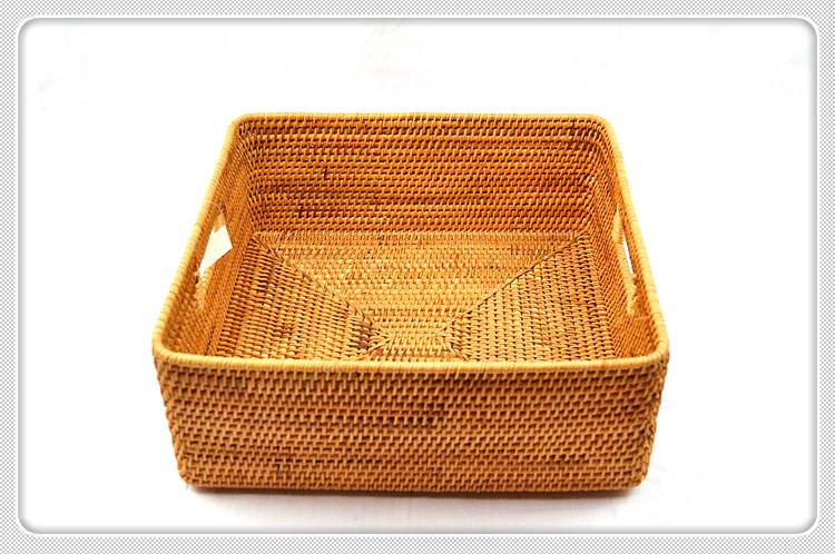 Cesto de la ropa cesta de mimbre tejidas a mano de vietnam cestas de almacenamiento - Cesto ropa mimbre ...