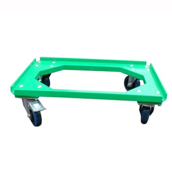 Collapsible Heavy Duty Dolly , Moving Equipment Dolly