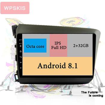 Android 8 1 Octa Quad Core Car Stereo For Civic Car Radio Code Audio