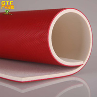 China Supplier Table Tennis Court Anti-slip PVC Sports Flooring