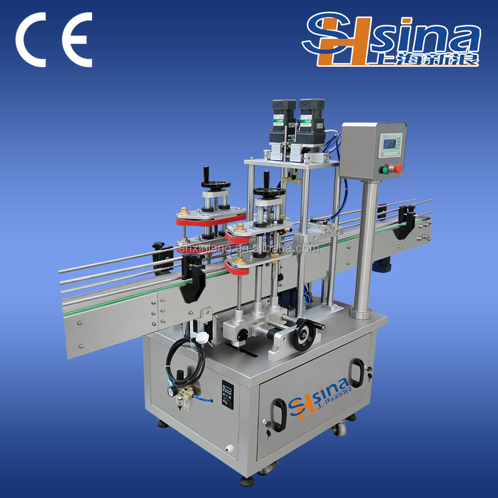 Automatic Capper, Bottle Capping Machine