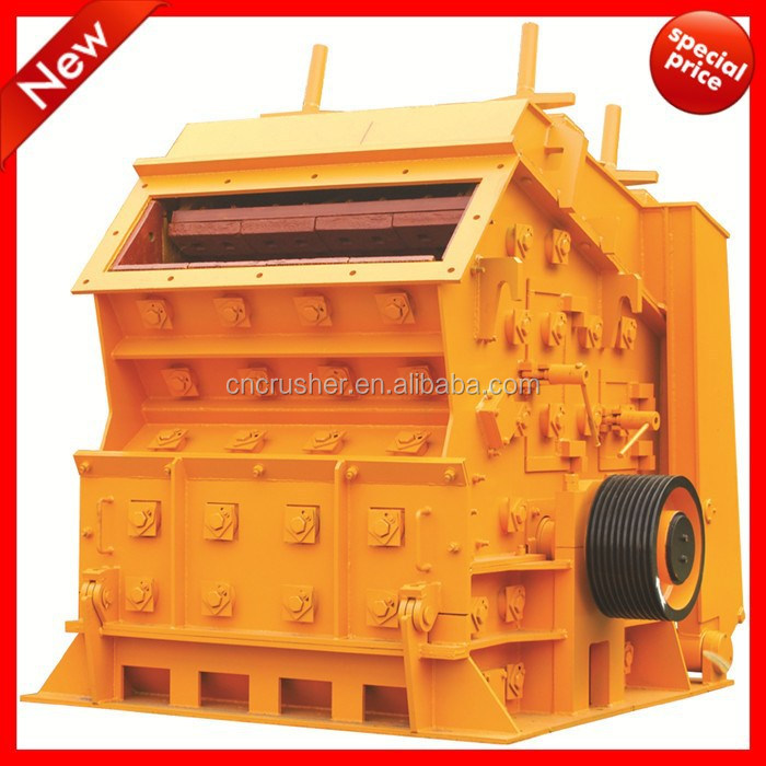 Tertiary Impact Crusher With New System