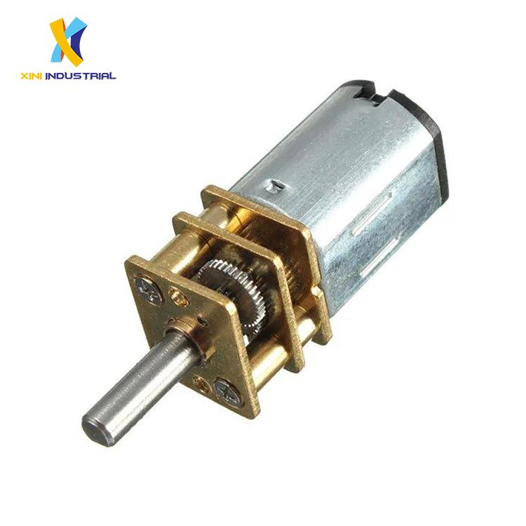 N20 30//600//1000//1200RPM DC 3V 6V 12V Micro Deceleration Gear Reducer Motors