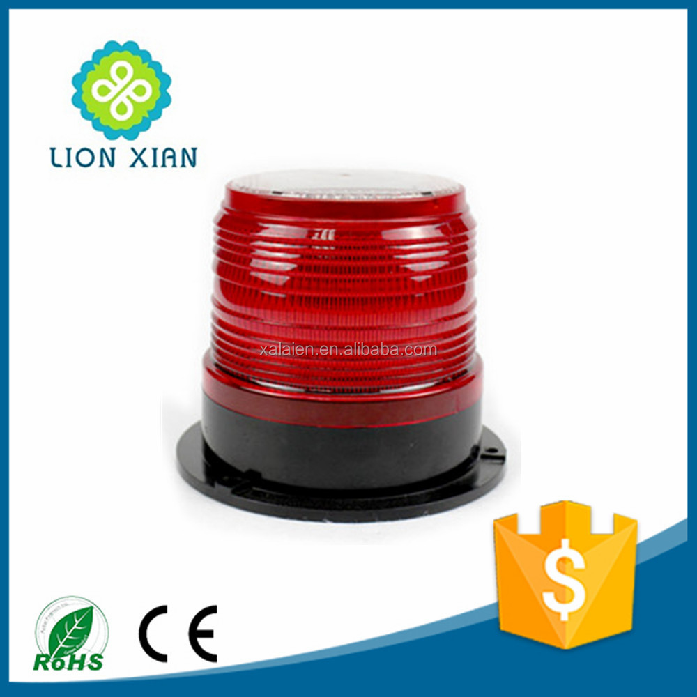 widely used solar led portabe magnetic emergency flashing light
