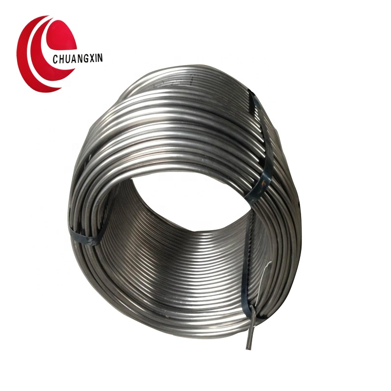 304 Stainless Steel Brake Fuel Transmission Line Tubing 3//8 OD Coil Roll L-4-1
