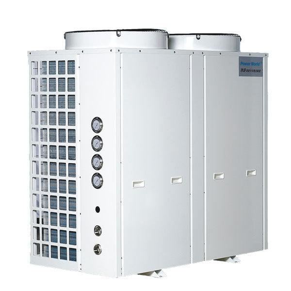 Monobloc Dc Inverter Evi Residential Heat Pump 9 5kw