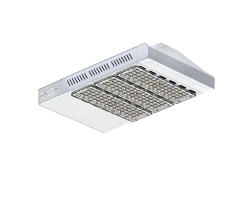 150-300W 110 lm/W commercial modular street lights