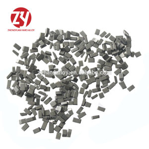 Type JA yg6 YG8 grade Cemented Carbide Saw Tips for tct saw blade cutting