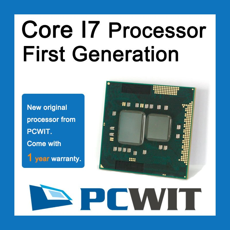 Intel Core i7 940XM 2.13 GHz Quad-Core(SLBSC)CPU Processor