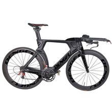 New Arrival ! 2017 Dengfu New Carbon Time Trial Bike, Triathlon Bike, TT Bike frame TT01