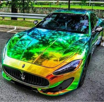 7 Colors 1 42 20m Air Release Bubbles Holographic Car
