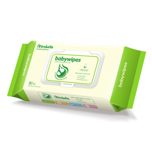OEM ECO Friendly Organic baby wipes travel case online organic baby hand wipes Cotton Biodegradable Baby Wet Wipes