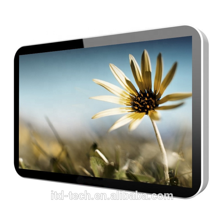 high brightness PCAP touch 1500 nits outdoor lcd monitor