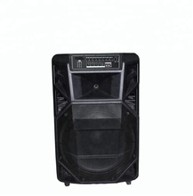 2018 Hot Sale Wireless Portable Amplifier Trolley Speaker