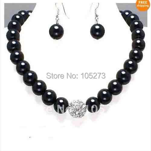 Black Pearl Costume Jewelry 95