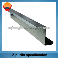 Steel Construction Profile Z Purline