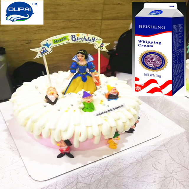 best whipping cream for cake /cake shop