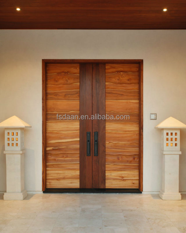 House main door designs double leaf door buy house for House main double door designs