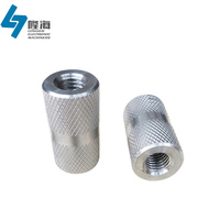 Complete in specifications cnc lathe aluminium knurled nut