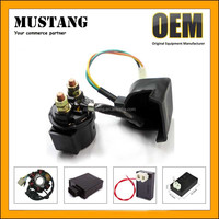2017 Best Selling Motorcycle Parts YBR125 Starter Relay For Yamaha
