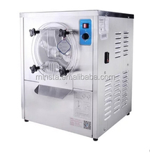 2016 Italy fashion hard ice cream machine/batch freezer/gelato making machine with great taste