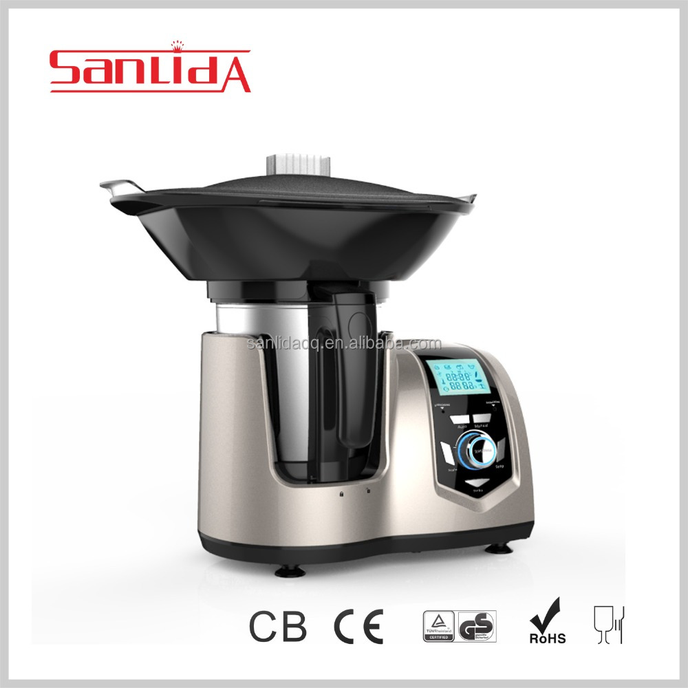 Cooking food processor- Robot da cucina -multifuntion thermo mix -soup maker