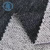 Wholesale products 30% polyester 70% cotton french terry knitted hoodie cloth fabric