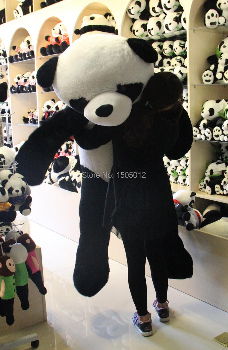 Giant Stuffed Panda Costco