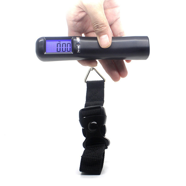 50Kg Portable Dual Accuracy Mini Pocket Luggage Digital Electronic Scale