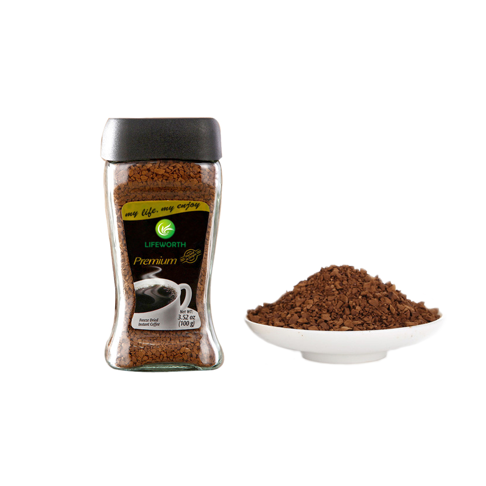 Brazil Freeze Dried or Spray Dried instant <strong>coffee</strong>