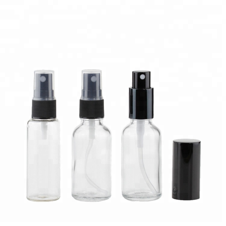 30ml klare 100ml Glassprühflasche 30ml 100ml 50 ml Parfümflasche French Oil Parfums