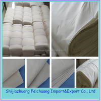 China supplier textiles greige fabric for garment
