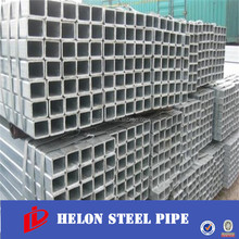 China supplier/oil painting galvanized carbon steel pipe square