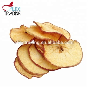 Preserved Apple Slice Air Dried Apple Chips