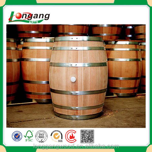 הוראות חדשות fsc אורן ציור עץ חביות יין למכירה , אורן חבית יין-קופסות אריזה-מספר זיהוי AZ-76