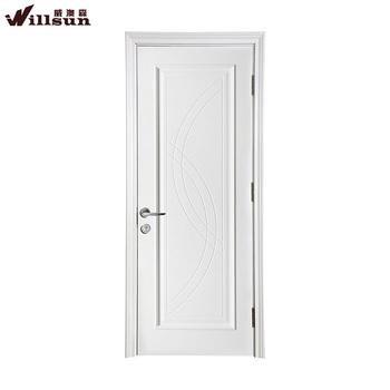 2015 White Colour Simple Apartment Bedroom Door Designs Buy Simple