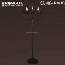High quality iron floor lamp