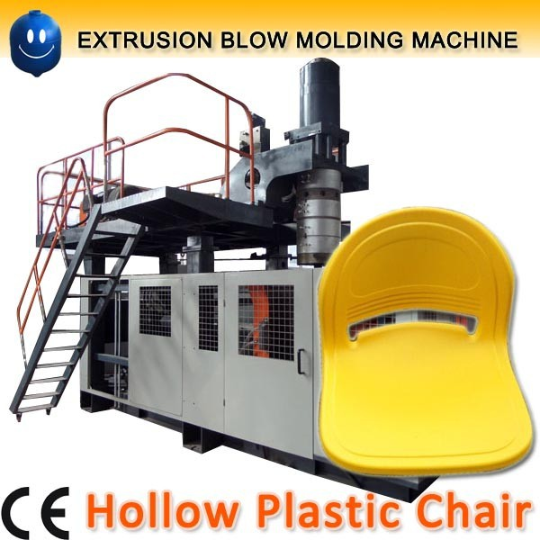 Industrial plastic chair blow moulding machine
